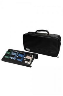 GATOR PEDALBOARD SMALL BLACK