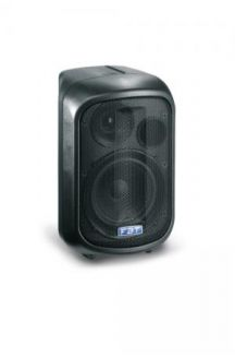 FBT J5 BLACK CASSA AMPLIFICATA DUE VIE