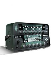 KEMPER PROFILER HEAD CLASSIC BLACK + REMOTE CONTROL