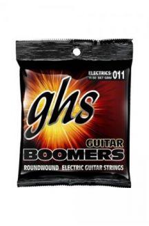 GHS BOOMERS CORDIERA CHITARRA ELETTRICA 011 50