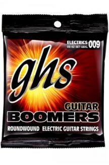 GHS BOOMERS GHS GBL CORDIERA CHITARRA ELETTRICA 009 42