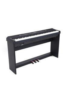 E-CHORD SP10 PIANOFORTE DIGITALE 88 TASTI + SUPPORTO E PEDALIERA