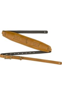 FENDER TRACOLLA MUSTANG™ SADDLE STRAP BUTTERSCOTCH LONG