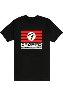 FENDER SCI-FI T-SHIRT BLACK L
