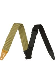 """FENDER 2"""" RIGHT HEIGHT™ TWEED STRAP TRACOLLA"""