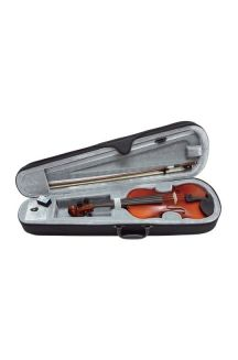 GEWA PURE VIOLIN SET VIOLINO 4/4 CON ARCHETTO, CUSTODIA RIGIDA E ACCESSORI