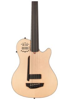 GODIN A5 ULTRA SA SYNTH ACCESS FRETLESS