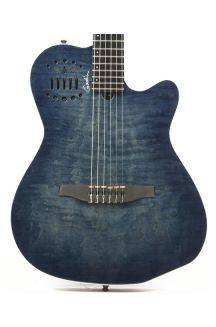 GODIN ACS DENIM BLUE FLAME