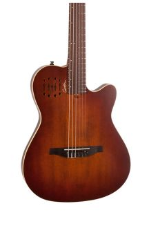 GODIN MULTIAC NYLON ENCORE UMBER BURST