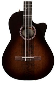 GODIN NYLON ARENA CW PRO BURNT UMBER DUAL SOURCE EQ