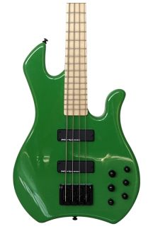MARKBASS KIMANDU SERIES MB KIMANDU GREEN 4 BK MAPLE RICHARD BONA SIGNATURE