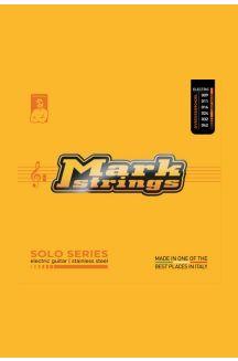 MARK STRINGS CORDIERA PER CHITARRA ELETTRICA SOLO SERIES STAINLESS STEEL 009 011 016p 024 032 042