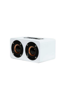 OQAN QBT-100 SPEAKER MULTIMEDIA BLUETOOTH WHITE