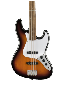 SQUIER AFFINITY SERIES JAZZ BASS SUNBURST
