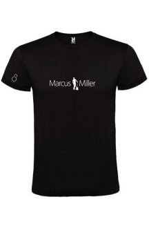 SIRE MARCUS MILLER T-SHIRT L