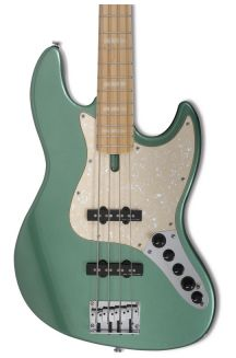 SIRE MARCUS MILLER V7 4ST 2ND GENERATION SWAMP ASH SHERWOOD GREEN BASSO ELETTRICO 4 CORDE