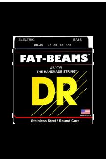 DR FB-45 HI-BEAM CORDIERA PER BASSO ELETTRICO CORDE 0.45/105