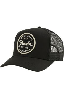 FENDER CAPPELLO WEST COAST TRUCKER HAT