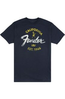 FENDER BAJA BLUE T-SHIRT M