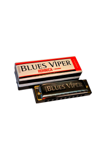 HOHNER BLUES VIPER ARMONICA IN DO