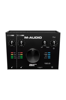 M-AUDIO AIR 192|6 INTERFACCIA AUDIO MIDI USB 2 IN / 2 OUT CON 2 INGRESSI PER MICROFONO