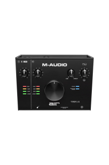 M-AUDIO AIR 192|4 INTERFACCIA AUDIO MIDI USB 2 IN / 2 OUT CON 1 INGRESSO PER MICROFONO