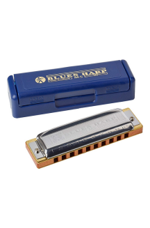 HOHNER BLUES HARP ARMONICA DIATONICA 20 VOCI IN SI