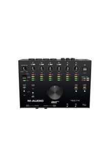 M-AUDIO AIR 192|14 INTERFACCIA AUDIO MIDI USB 8 IN / 4 OUT CON 4 INGRESSI PER MICROFONO