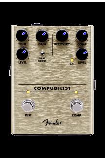 FENDER COMPUGILIST COMPRESSOR/DISTORTION
