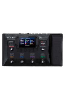 ZOOM G6 MULTI-EFFECT GUITAR PROCESSOR